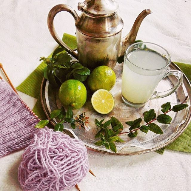 Zimowe witaminki crochet crocheting slowlife yarn yarnlove knit knitting teatimehellip