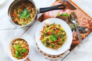 Jak ugotować ryż? Ryż po persku. Dlaczego ryż jest dobry dla zdrowia?