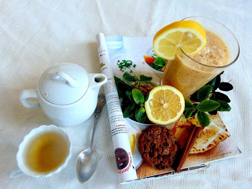Zielona herbata w diecie antyrakowej.