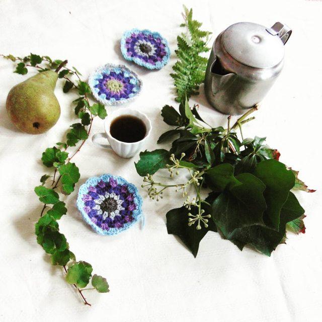 Crochet mandala crochet lifeauthentic lifeandthyme livethelittlething gloobyfood teatime slowliving successmindsethellip
