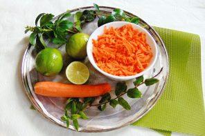 Zupa marchewkowa, czyli marchewka na zdrowie.