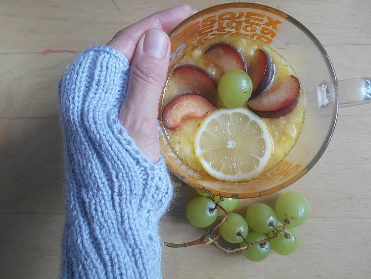 Jak być zdrowym jesienią i zimą?cytryna na bolace gardlo
