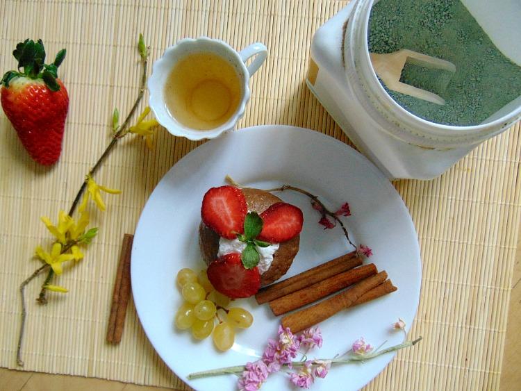 Jak przeprowadzic wiosenna kuracje glinka? Glinka zielona do picia.