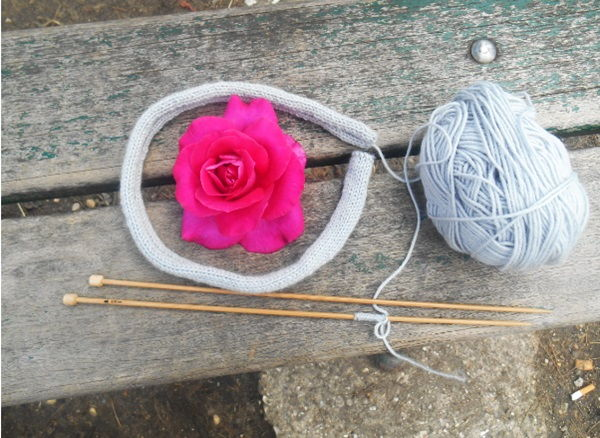 opaska na drutach