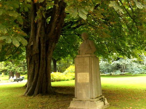 Pomnik Baudlaire