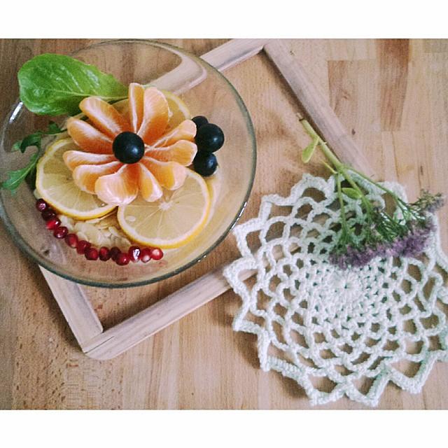 #crochet #healthyfood #foodporn