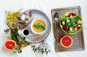 Jak obniżyć cholesterol? Jak obniżyć ciśnienie krwi? Sekret dobrych zestawień pokarmowych.