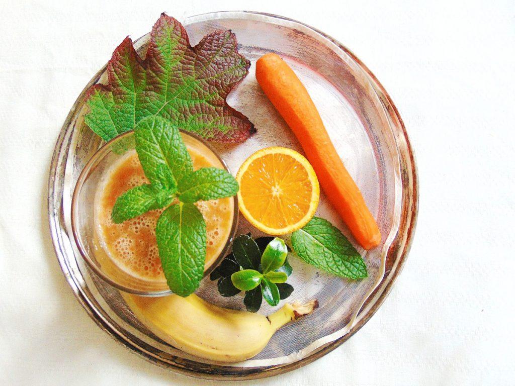 marchewkowe smoothie