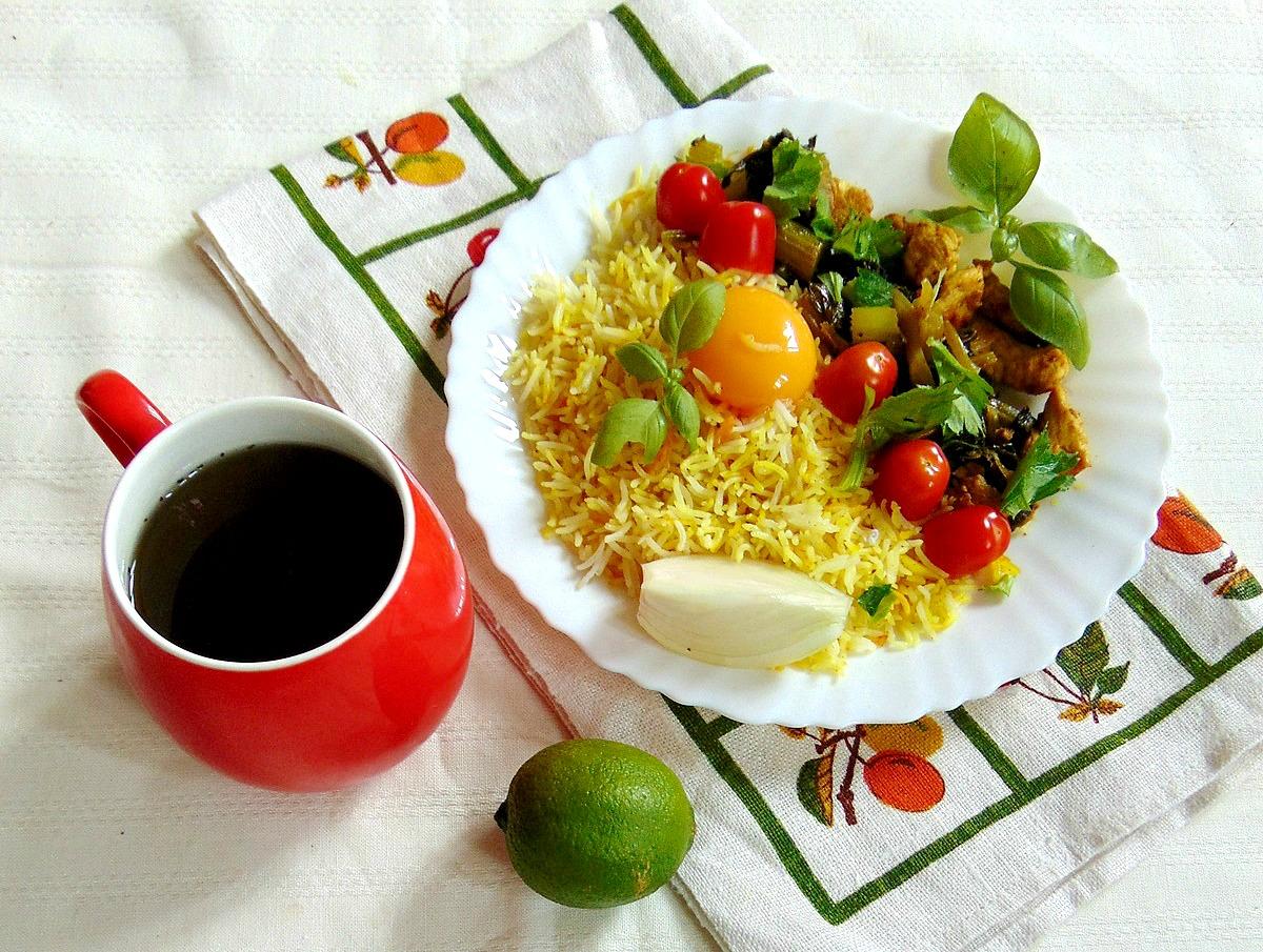 kuchnia perska Dieta bezglutenowa