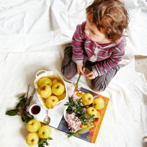chusteczki nawilżane dla dziecka