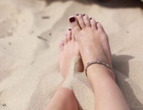 Domowe sposoby na bolaca stopę