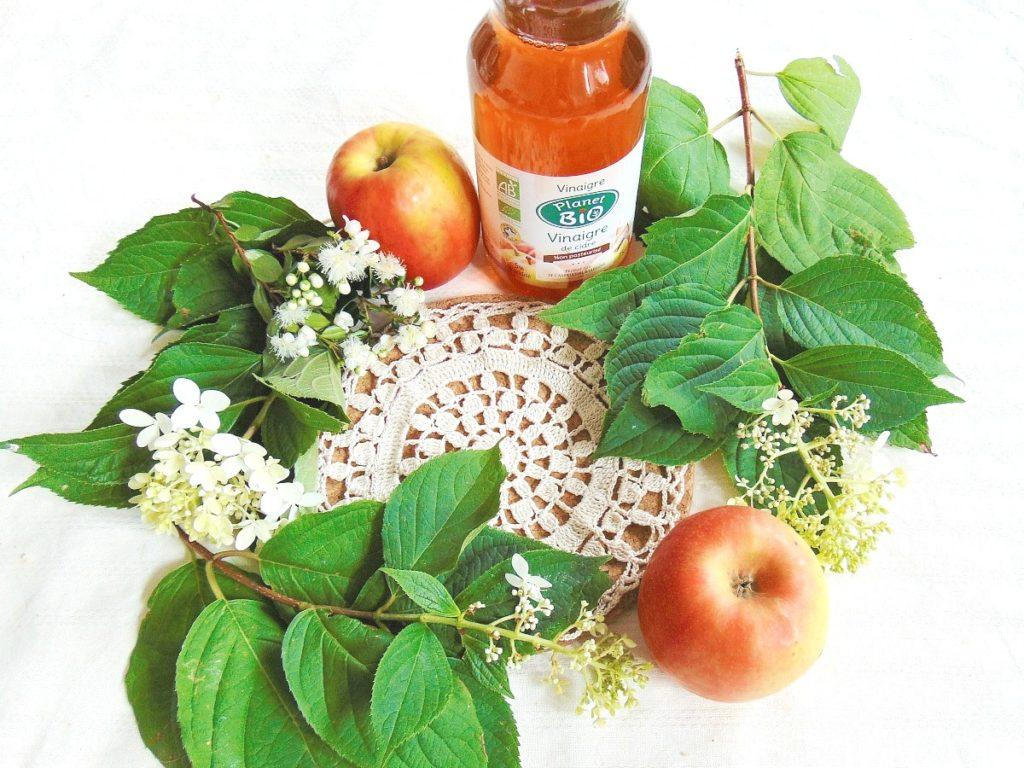 ocet jabłkowy zastosowanie