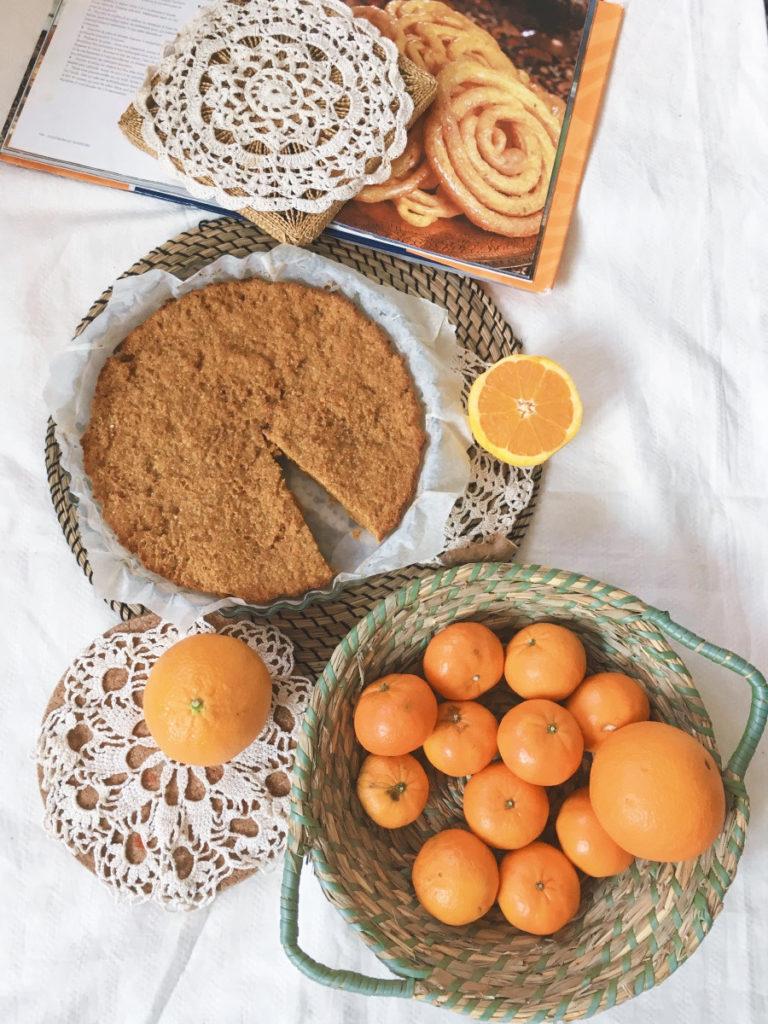 bezglutenowe ciasto marchewkowe