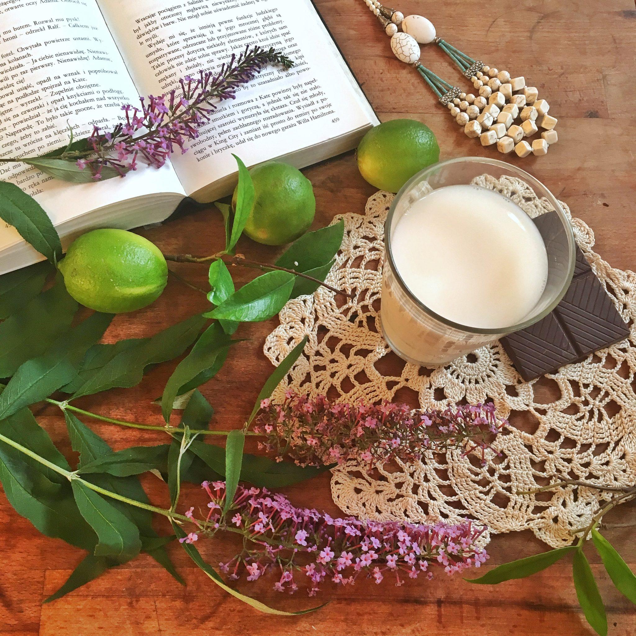 mleko roślinne rodzaje