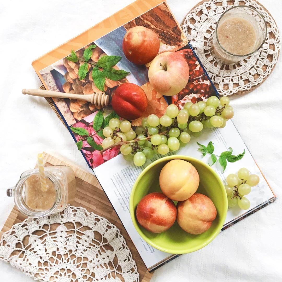 proste bezmleczne koktajle owocowe