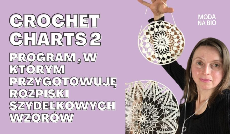 crochet charts tutorial